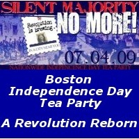 Boston Independence Day Tea Party Rally, a