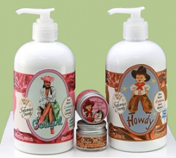Dolce Mia Introduces Vintage-Themed Lotions for Gift Giving and Personal Use in Today's Economy