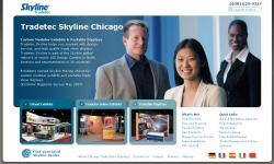 Chicago's Leading Skyline Trade Show Display Dealer Announces Their New Website