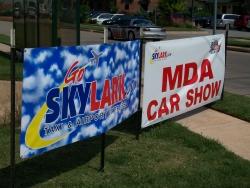 Skylark Taxi to Sponsor 2009 Wichita Falls, Texas MDA Car Show and Cruise