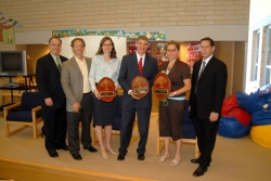 Ashkin Honors EPA and Illinois Governor's Office as Green Cleaning Champions