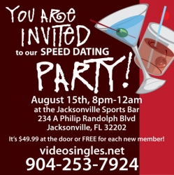 Introducing Jacksonville's First Video Dating Service