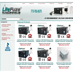Bombay Electronics Launches New Voltage Converter, Transformer and World Plug Adapter Website
