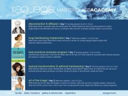 Aquage Master Class Academy in Miami