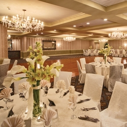 Sterling Ballroom at New Holiday Inn Tinton Falls New Jersey Hosts a One Day Wedding Sale