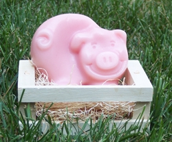 Soapourri's Piggy Soap Reminds Us to Wash Those Hands