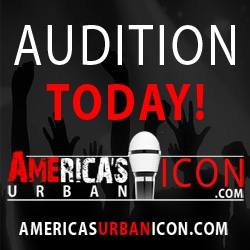 America's Urban Icon's Audition Website is Live