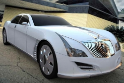 DiMora Motorcar Builds Tomorrow's Luxury Automobile on Radical Foundation