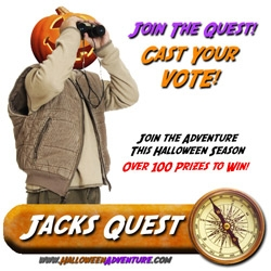 Coming This Fall - Jacks Quest. Let the Halloween Adventure Begin.