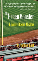 Boston Red Sox Featured in New Johnny Denovo Mystery, The Green Monster