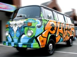 Get on the Bus: HippieShop to Give Away Classic VW Bus at Phish Festival 8; Donations to Benefit The Waterwheel Foundation
