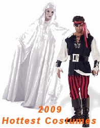 The Hottest Halloween Costumes of 2009
