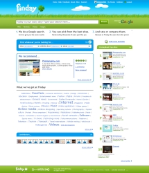 Find It on Finday, the Revolutionary New Social Search Engine