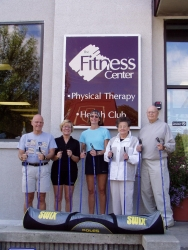 Free Nordic Walking Classes Coming To Northport Highlands Retirement Community