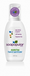 H-E-B Stores Introduces Soapopular® Brand Alcohol Free Hand Sanitizers