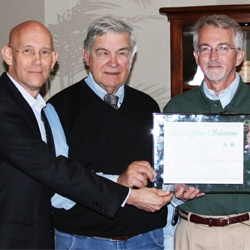 Groves Park Commons is TN's First Certified Green Subdivision