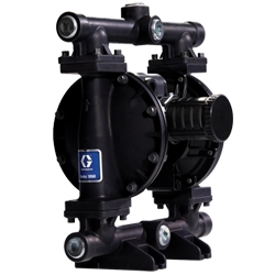 Graco Launches New 1 Inch Air-Operated Double Diaphragm Pump Family