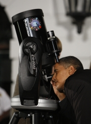 Celestron Applauds the White House and President Barack Obama for Their Support of Astronomy and Science Education