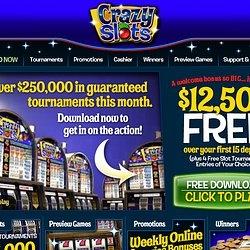 online casino bonus guide crazyslots