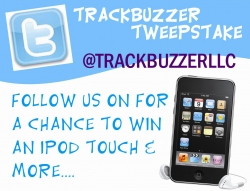 Trackbuzzer.com Launches Site and Twitter Giveaway