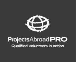 Projects Abroad Pro - Qualified Volunteers in Action