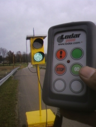 New Remote Controlled Traffic Light Saves Businesses, Cities, & Organizations on Operational Costs While Increasing Construction Awareness