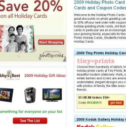 Cheap Holiday Photo Cards & Discounted Christmas Cards from Bobby's Best