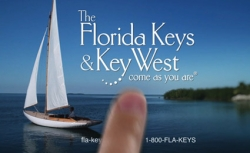 New Florida Keys Ad Campaign Spoofs iPhone App-Mania