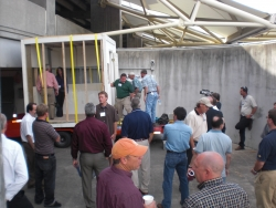Second Certification Seminar for Defective Drywall Held in Gainesville, Florida
