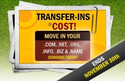 Gossimer Announced a Transfer-in Domain Promotion to Allow Customers to Consolidate Their Domains Into One Account