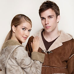 New Men's Faux Suede Jackets and New Women's Coats, Dresses and Tops Introduced Into the OgieKanogie.com Line of Machine Washable Outerwear, Hoodies and Dresses