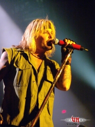 Motley Crue's Vince Neil to Tour South America in February 2010