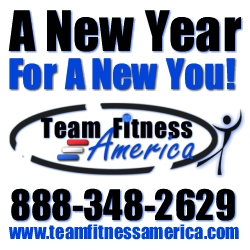 Team Fitness America Extends Final 2009 Sale to January 15, 2010