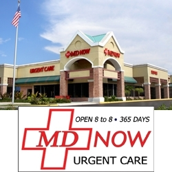 MD Now Urgent Care Opens Newest Largest High Tech Clinic in West Palm Beach Florida Partnering with iTriage Medical Decision Tool for iPhone®, Smart Phone & Web Based App