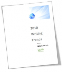 Atlanta Public Relations Agency Write2Market Releases 2010 Writing Trends