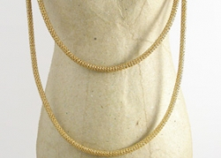 Pasternak Finding's Unveils New Colored Sterling Silver Mesh Chains Collection