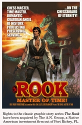 A.N. Group LLC Acquires Rights to Graphic Story Legend The Rook