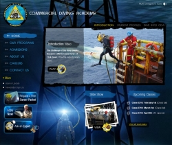 Third Wave Digital Announces Launch of New Commercial Diving Academy.com