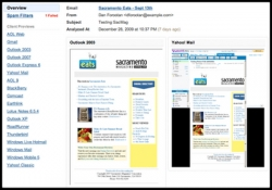 StreamSend Introduces Email Preview and Spam Check Tool