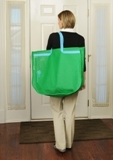 Have a Greener New Year's Resolution with  Dry Greening's Reusable Dry Cleaning Bag