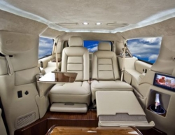 Now Available The New Ceo Executive Mobile Office Suv