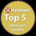 NextMark Releases 4Q09 Data Card Quality Report