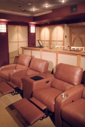Wilson Kelsey Design Partners with Audio Video Design in Presenting a Home Theater Seminar