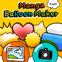 Pool Inc. Releases Manga Balloon Maker for iPhone - an App that Lets You Put Words in People's Mouths