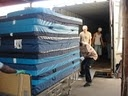IRN Sends Its First Container for Haiti Relief:  Mattresses, Water, and Medical Supplies Shipped to Port au Prince