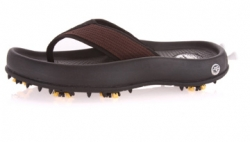 Golf Gators Improves Comfort and Ergonomics with 2010 Spackler Line of Golf Flip Flops