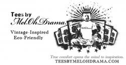 Melissa Mack Unveils Mel.Oh.Drama. T-Shirt Collection on Teesbymelohdrama.com