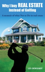 New Humorous Residential or Commercial Real Estate Book Gives Home Buying Tips and Home Selling Advice