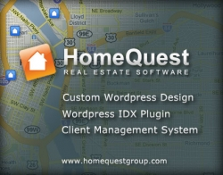 HomeQuest Launches Full Featured Wordpress IDX Plugin