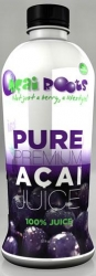 Açai Roots to Pre-Launch Pure Açaí Juice at Expo West